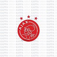 AFC 아약스 엠블럼 레드(빨간별)