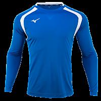 미즈노 풋볼 저지 LS 4/축구유니폼/긴팔유니폼/단체복(P2MA9K5226)