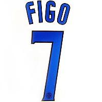 Figo 7 NN Inter Away 06/07