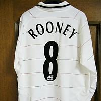 97-06 Premier league Black NN-ROONEY 8